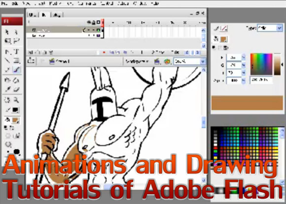 drawing-animations-flash-tutorials